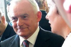 Łódź: Leszek Miller przedstawił program wyborczy dot. ochrony zdrowia