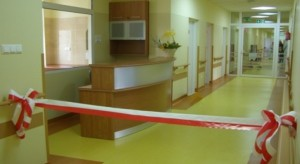 Lublin: modernizacja szpitala im. Jana Bożego