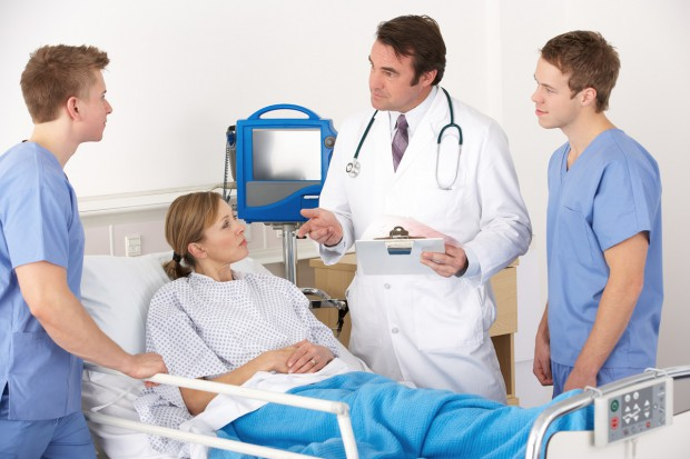O przekazywaniu pacjentów