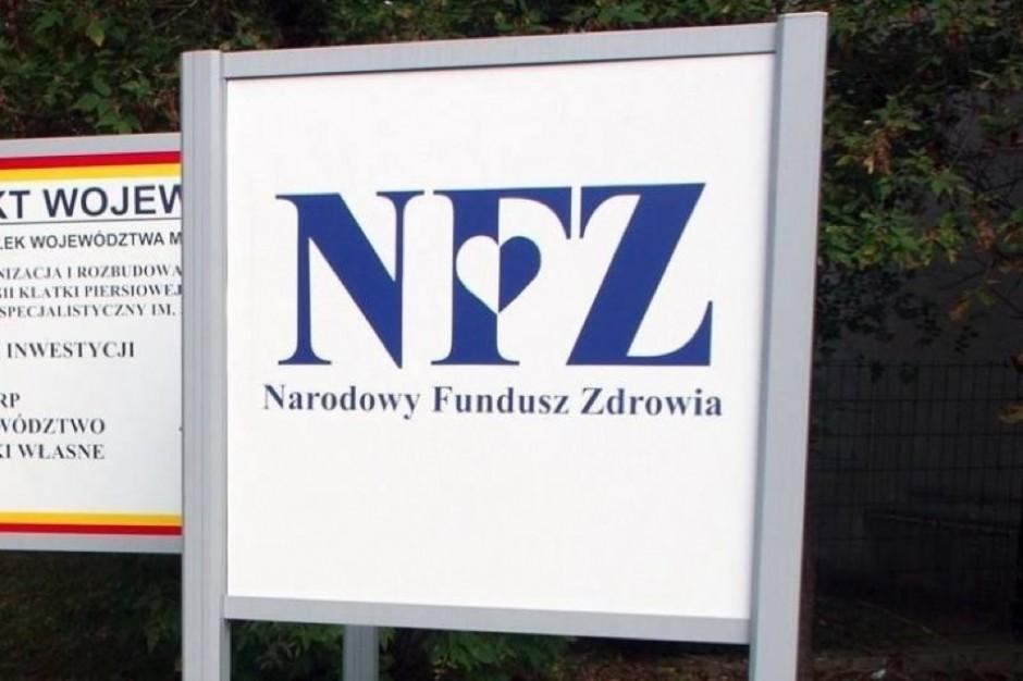NFZ w sprawie określenia kryteriów oceny ofert