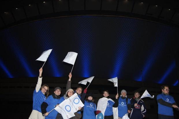 Światowy Dzień Cukrzycy: Spodek i gliwicka Radiostacja rozbłysną na niebiesko