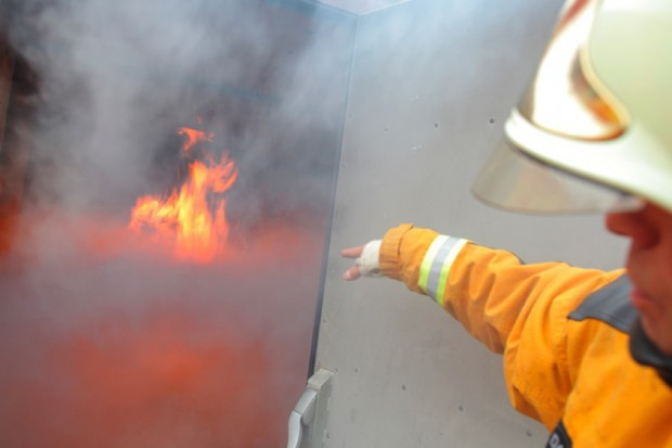 Gdańsk: pożar w szpitalu psychiatrycznym - ewakuowano 50 osób