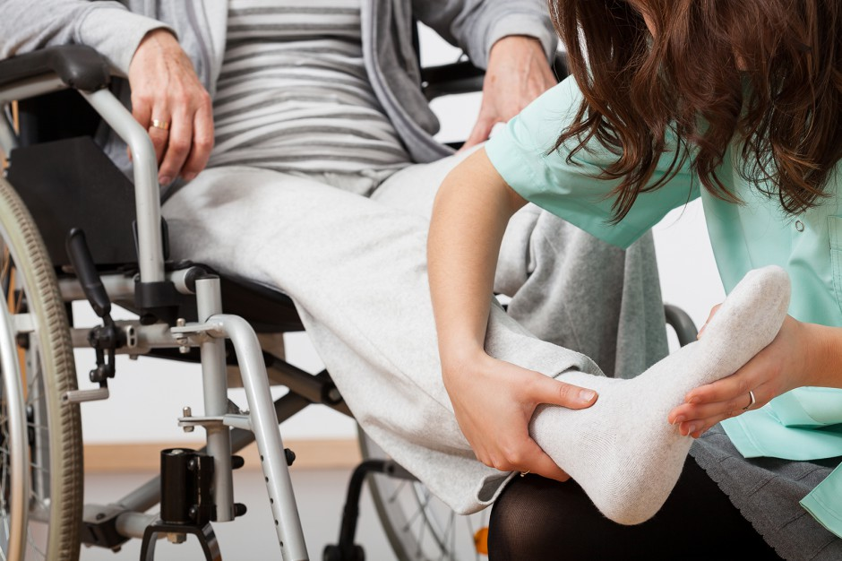 Podlasie: do szpitali trafią wózki inwalidzkie z Niemiec