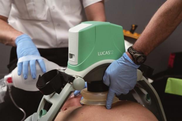 Kościerzyna: aparaty do kompresji klatki piersiowej w karetkach i szpitalu