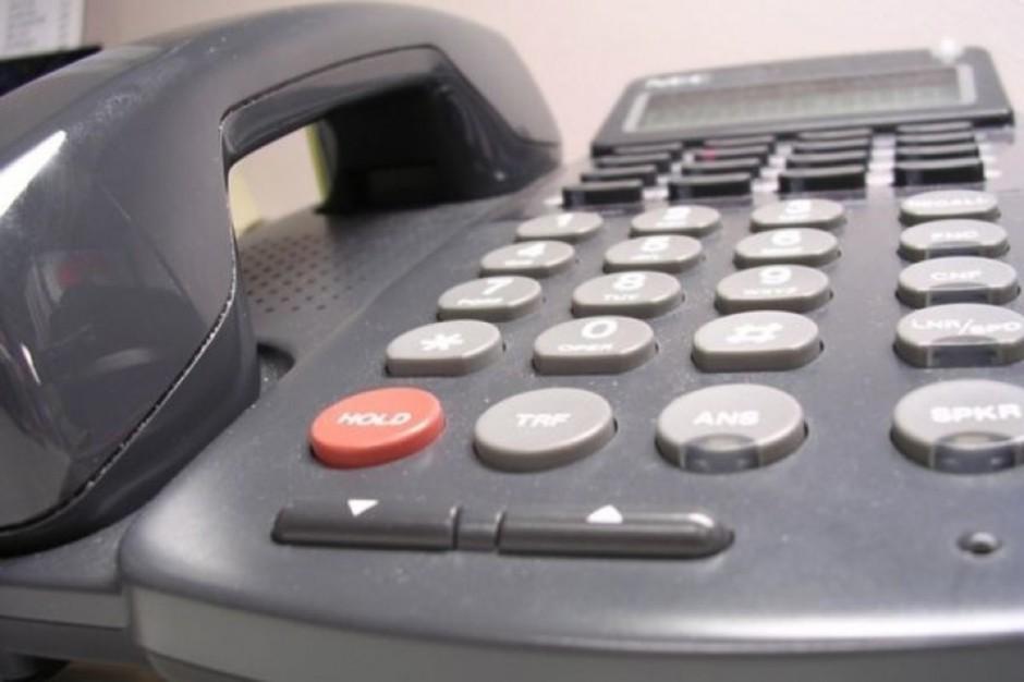 Śląskie: około stu telefonów na infolinię NFZ