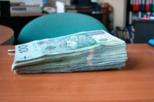 Słupsk: nie ustalono, kto zostawił w hospicjum ponad 100 tys. zł; pieniądze są własnością miasta