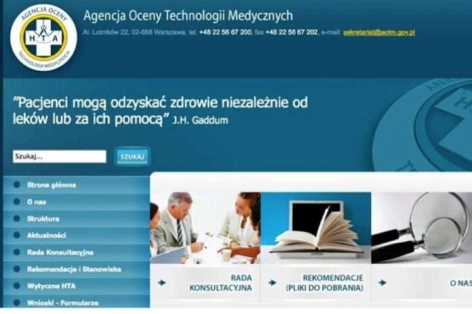 Rada Przejrzystości rekomenduje produkt leczniczy Xtandi