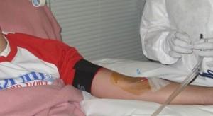 Raport NIZP-PZH: w latach 2000-2009 poprawiło się leczenie nowotworów u dzieci i białaczki