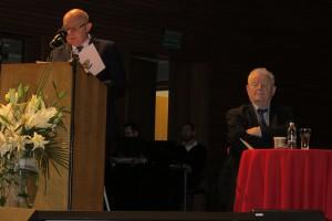 Zabrze: prof. Franciszek Kokot nagrodzony Diamentowym Laurem