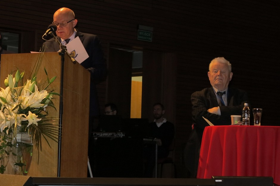 Prof. Kokot laureatem Diamentowego Lauru Umiejętności i Kompetencji