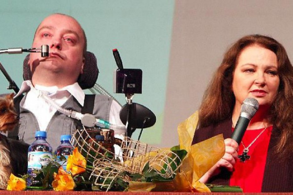 """Janusz Świtaj zwyciężył w tegorocznej edycji konkursu """"Człowiek bez barier"""""""