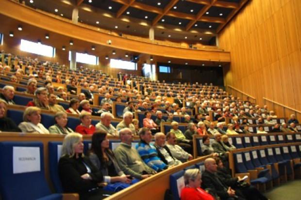 Kraków: 500 pacjentów kardiologicznych zjawi się na spotkaniu z lekarzami