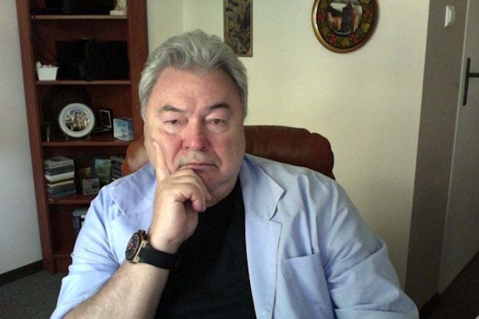Prof. Jerzy Strużyna: leczenie oparzeń wymaga innej organizacji