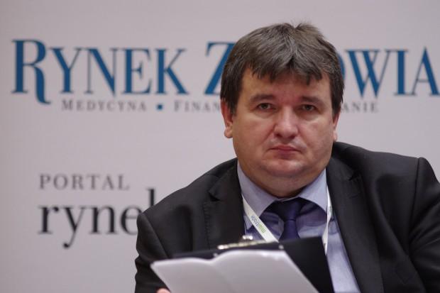 Gryglewicz: do likwidacji kolejek do specjalistów potrzeba ok. 4 mld zł