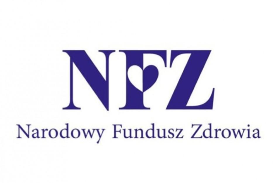 NFZ sprawozdaje wykonanie planu