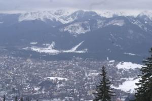 TOPR: trwają dwie akcje ratunkowe - bardzo trudne warunki w Tatrach