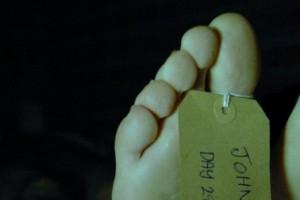 Mieszkaniec Świnoujścia obudził się w niemieckiej kostnicy