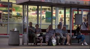 Krakowskie MPK testuje urządzenia, które pomogą w podróży niewidomym