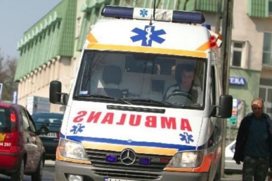 Lublin: pacjent nie żyje, trwa kontrola w pogotowiu