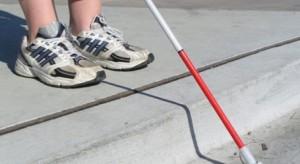 Kraków: niewidomi wzięli udział w kursie samoobrony