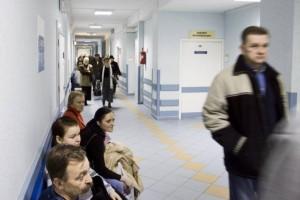 Grypa w Warszawie: dostanie się do lekarza graniczy z cudem