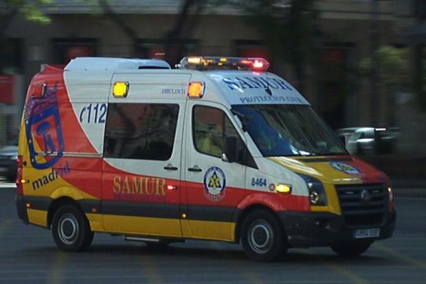 Lubelskie: Centrum Powiadamiania Ratunkowego pomogło mężczyźnie z Madrytu