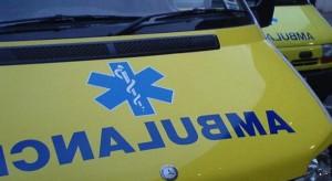 Białystok: nietrzeźwy jechał ambulansem po pacjenta