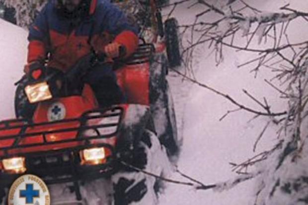 Beskidy: tej zimy goprowcy mieli mniej pracy