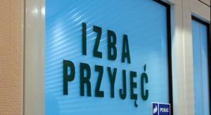 Oddziały wewnętrzne w szpitalach w Kluczborku i Oleśnie nadal nie przyjmują pacjentów