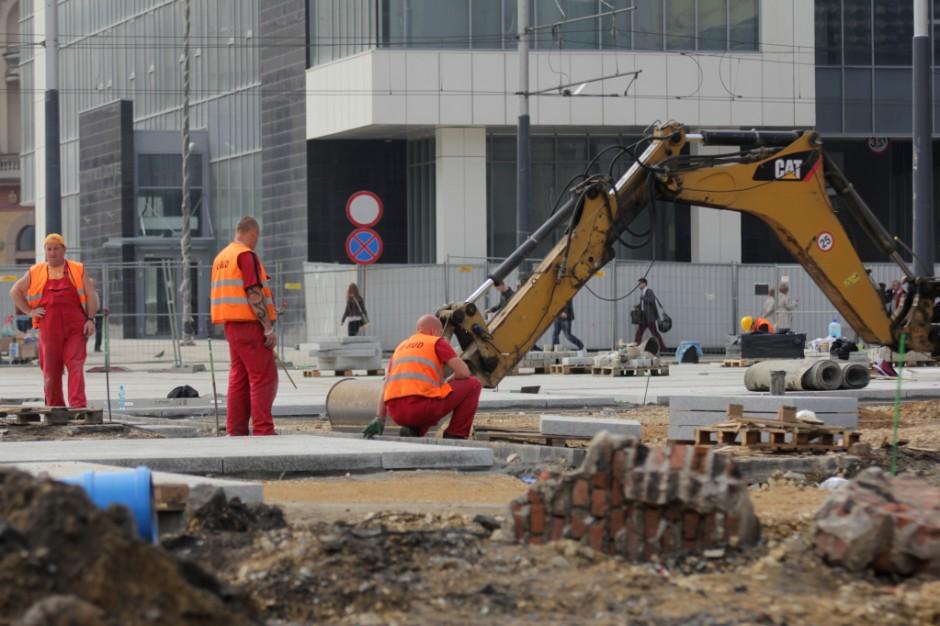 Toruń: trwa rozbudowa Wojewódzkiego Szpitala Zespolonego