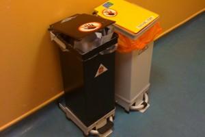 Łódzkie: nielegalne składowisko odpadów medycznych