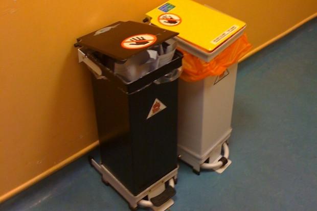 Bydgoszcz: szpital nieprawidłowo gospodarował odpadami