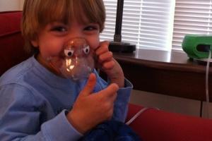 Ruch drogowy odpowiedzialny za miliony przypadków astmy dziecięcej?
