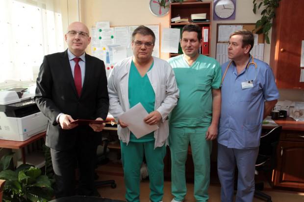 Skierniewice: nowi szefowie oddziału położniczo-ginekologicznego