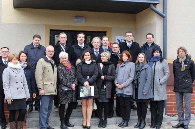Rawicz:  Norwegowie przyjrzeli się, jak realizowane jest Centrum Rehabilitacji