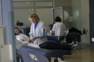 Topnieje liczba stacjonarnych punktów krwiodawstwa