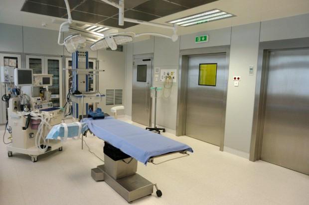 Tarnów: otwarto salę chirurgii jednego dnia w szpitalu wojewódzkim