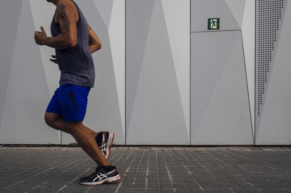 Niedoceniony ból maratończyka