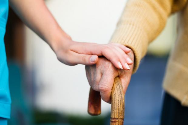 Łódź: wolontariusze wspierają samotnych chorych ze szpitala im. Jonschera