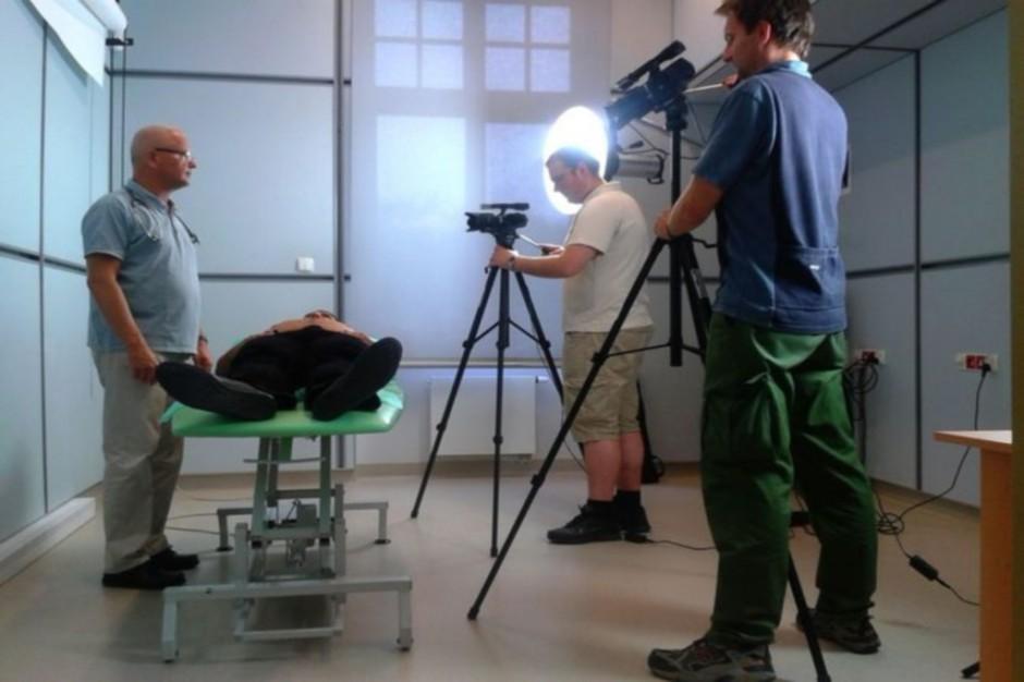 Gdańsk: studenci GUMed mają nową pomoc naukową - filmy
