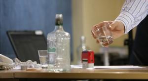 Chłodny klimat, mało słońca, sprzyjają problemom alkoholowym