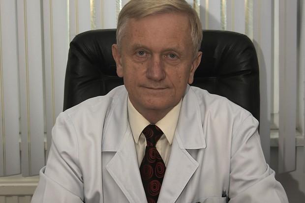 Prof. Szmitkowski: mamy najlepsze kadry, urządzenia i odczynniki, ale najmniej badań