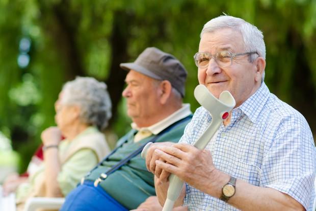 Otyłość, cholesterol i nadciśnienie nie szkodzą osobom w starszym wieku?