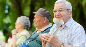 Rafalska: powstaje dokument o polityce społecznej wobec osób starszych