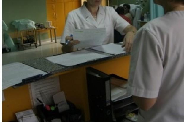 Mazowieckie: protest pielęgniarek w Wyszkowie
