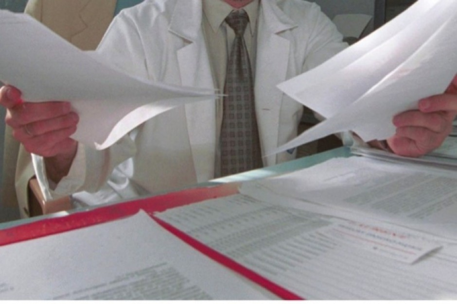 Ankiety mają pomoć lekarzom w rozpoznawaniu ofiar przemocy