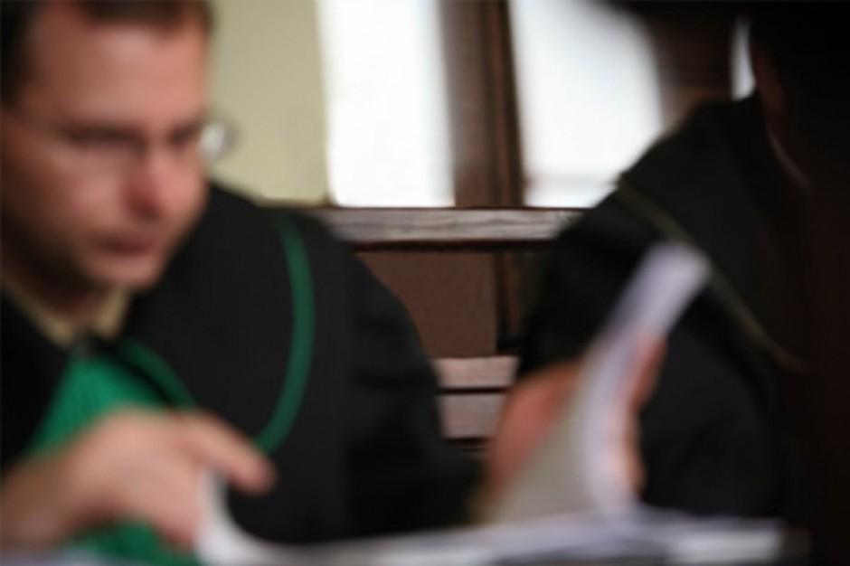 Ochroniarze ze szpitala w Radomiu skazani wz. ze zgonem bezdomnego pacjenta