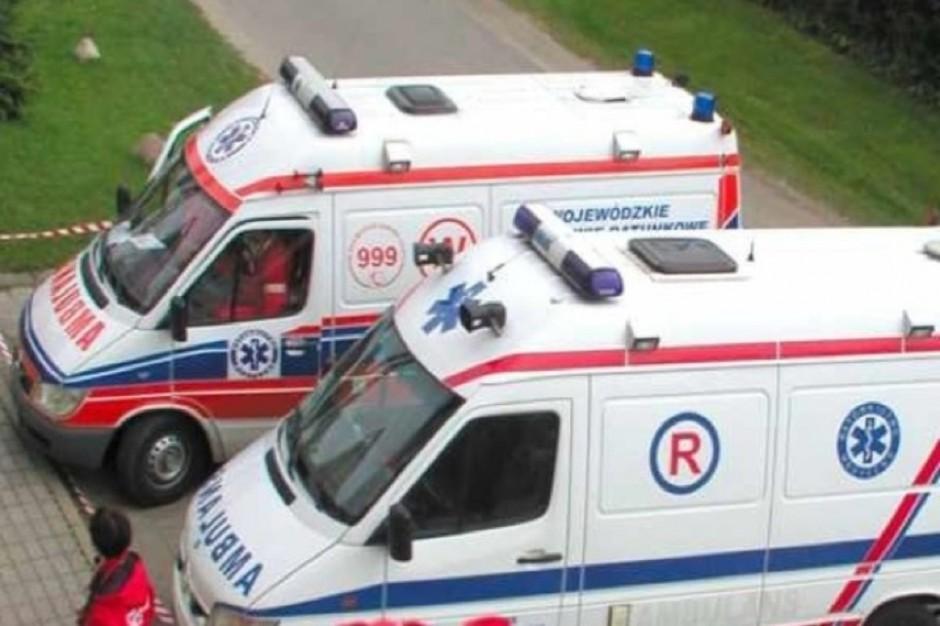 MZ przekaże środki na dwie nowe karetki dla Tomaszowskiego Centrum Zdrowia