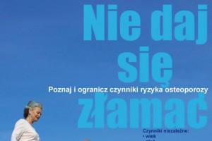 Ekspert: Polacy wiedzą o osteoporozie, ale się nie leczą