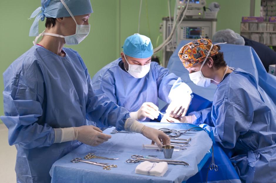 Wrocław: w Uniwersyteckim Szpitalu Klinicznym będą operacje przeszczepu ręki